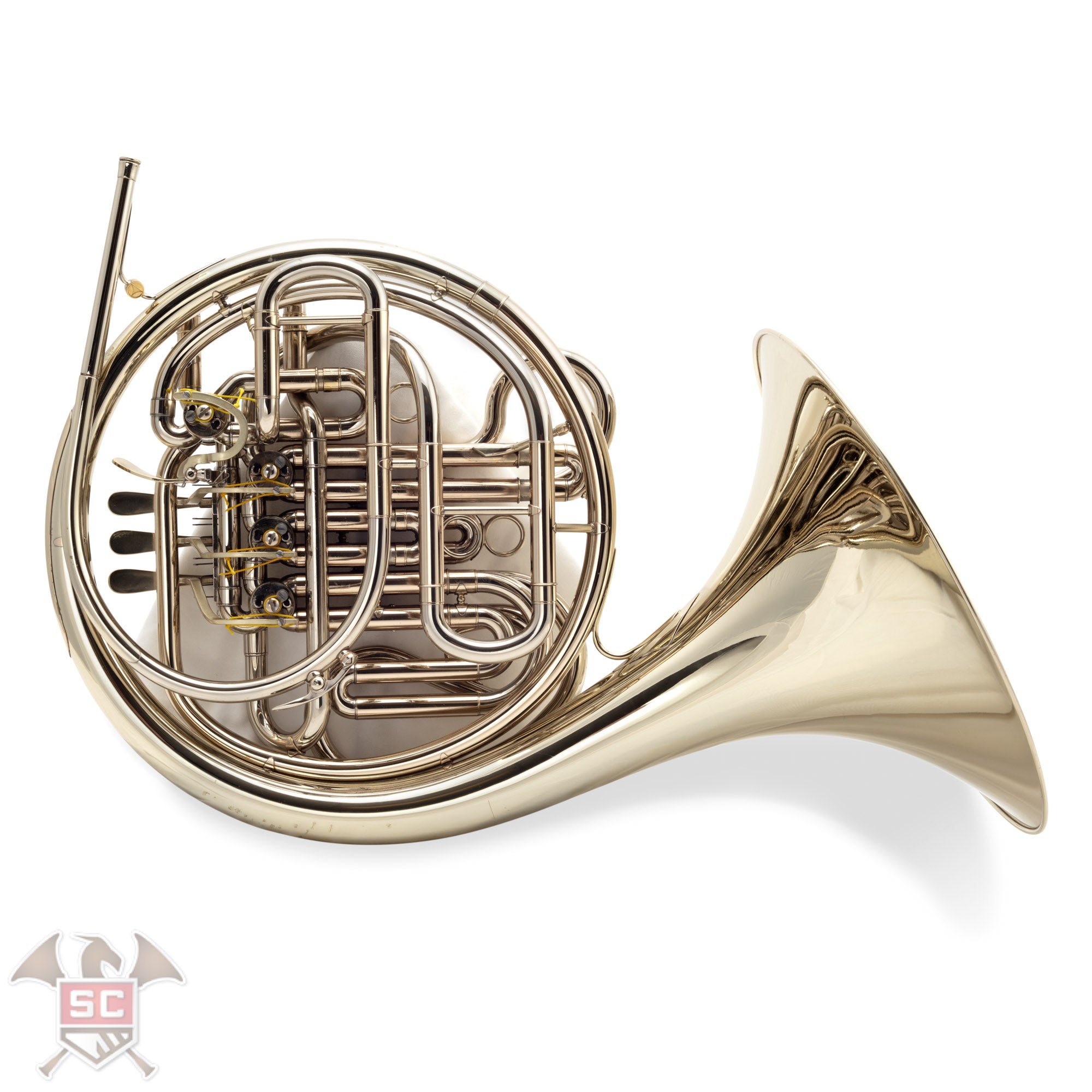 Used Holton H-177 double french horn SN#694754