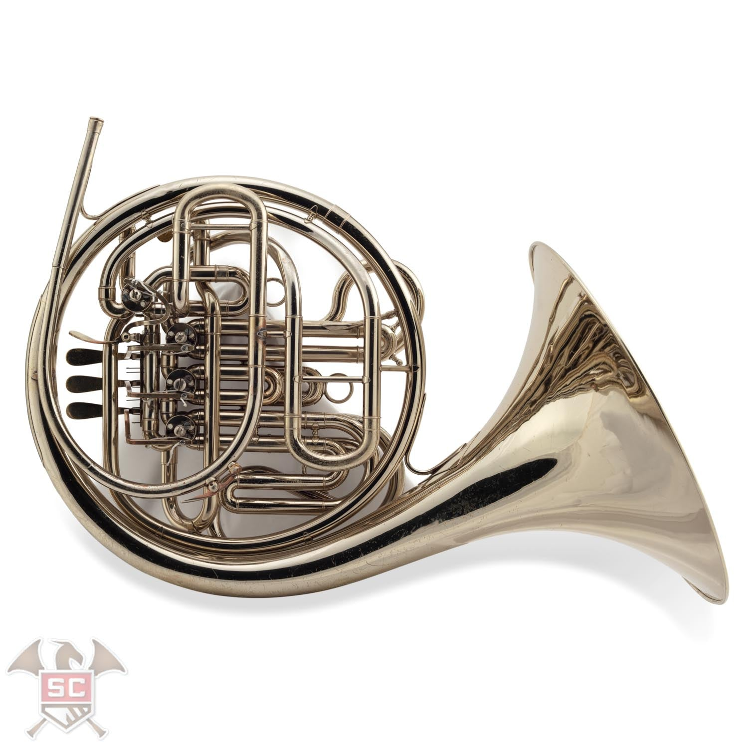 Used Holton H-177 double french horn SN#617563