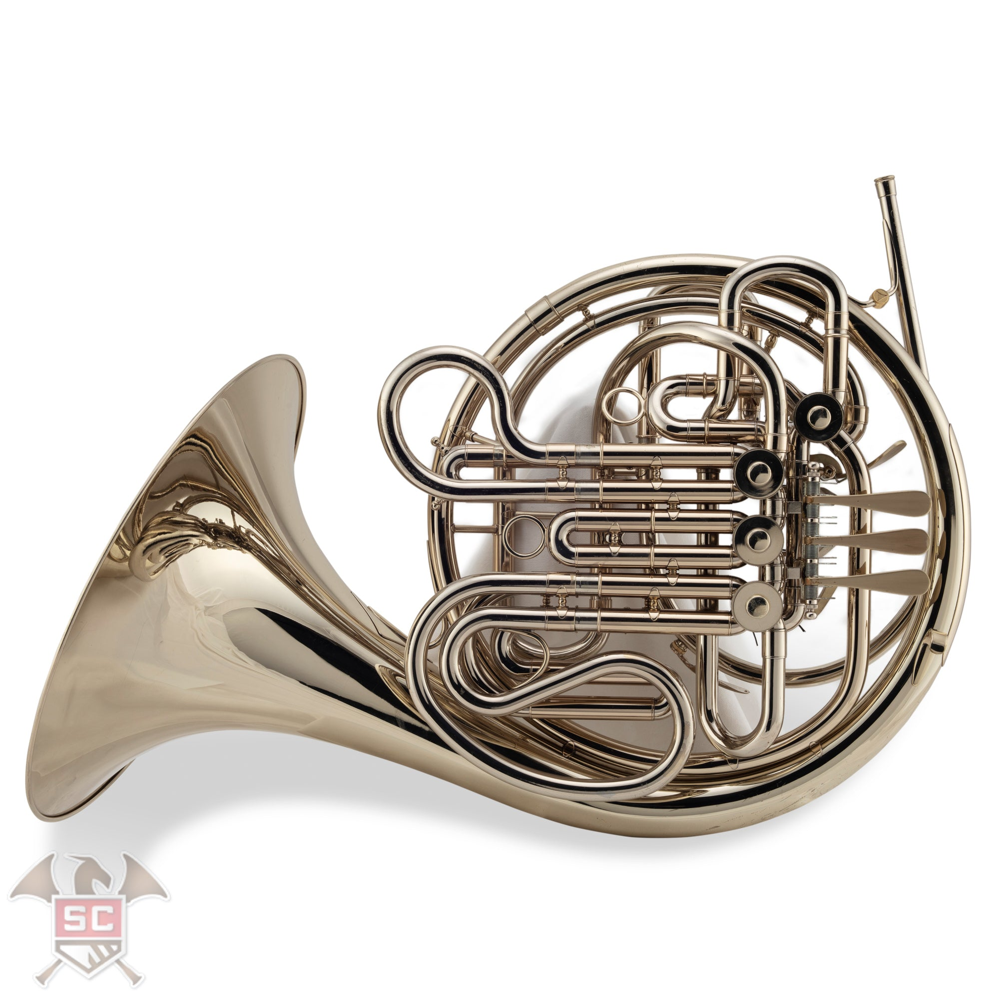 Used Holton H-179 double french horn SN#704787