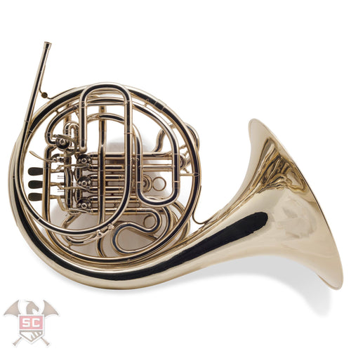 Used Holton H-188 double french horn SN#684482