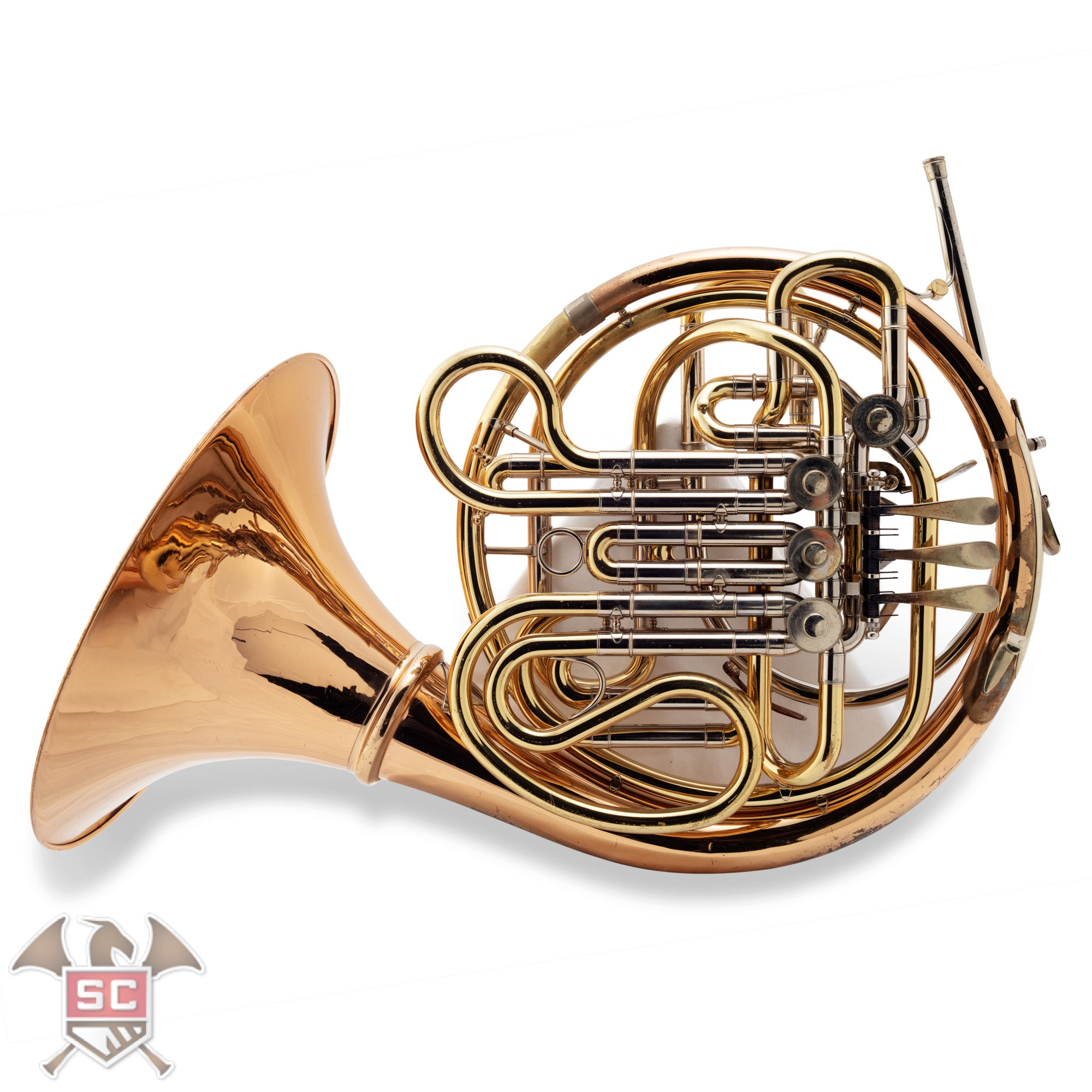 Used Holton Farkas Model 281 double french horn