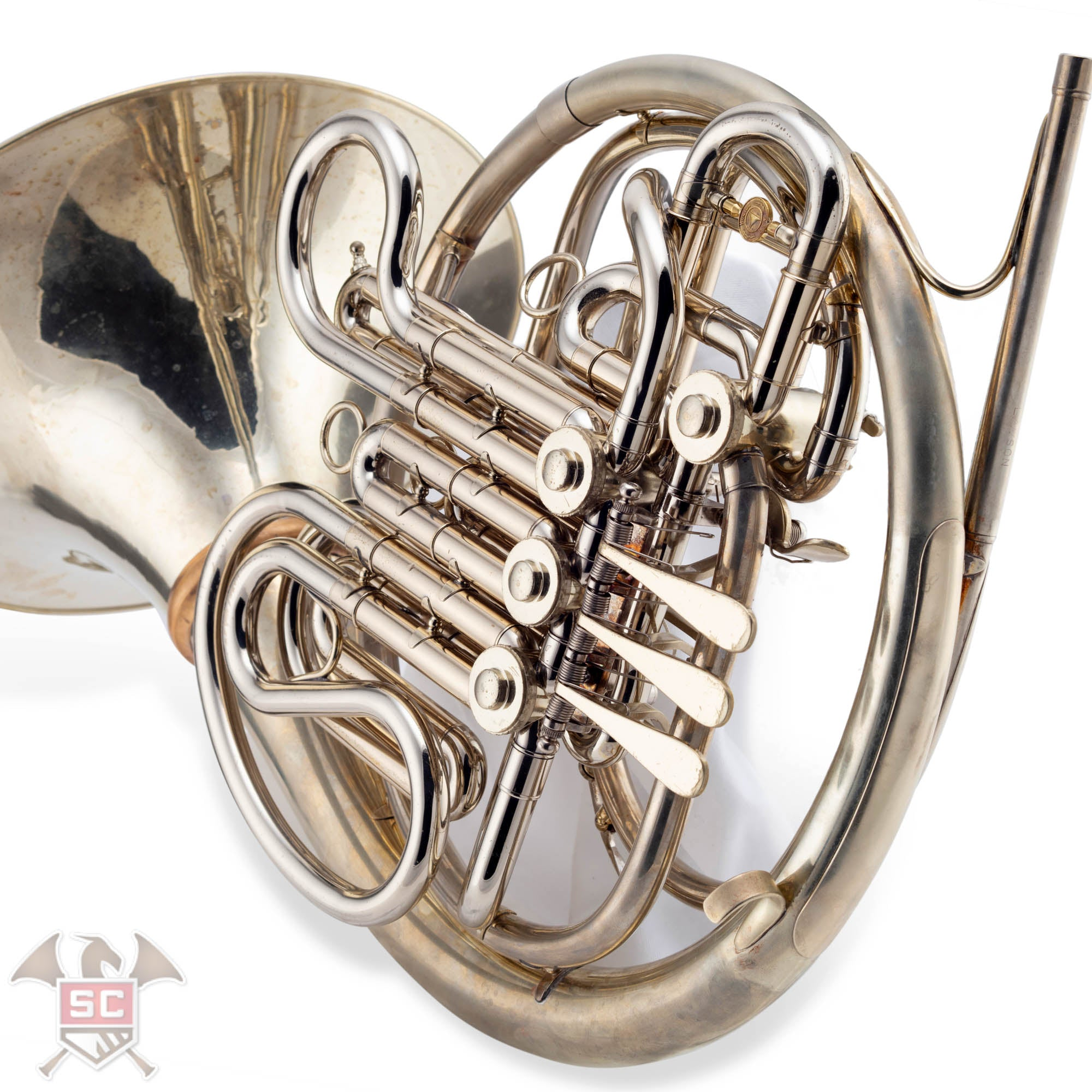 Used Holton/Lawson Hybrid double french horn - 665434