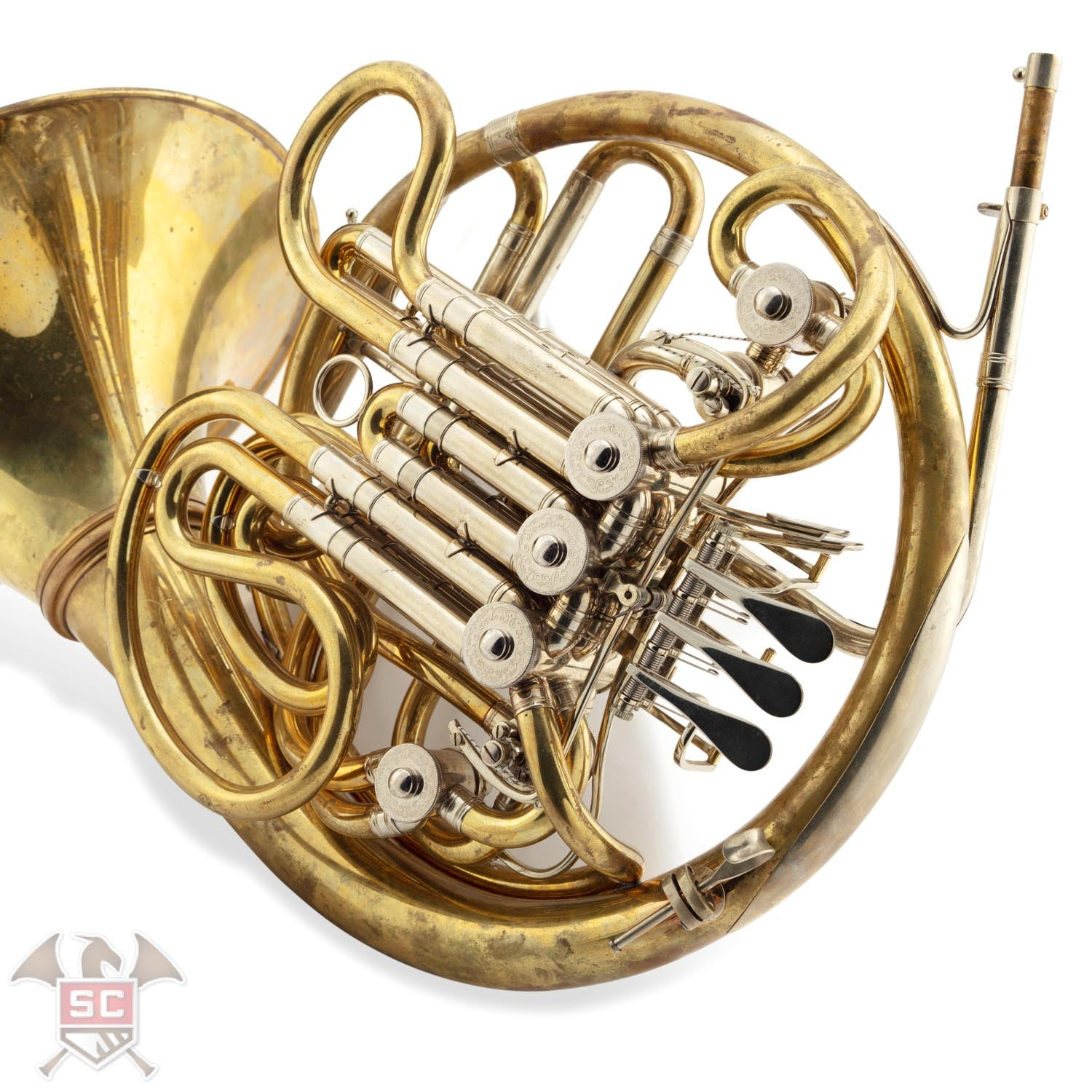 C23 Custom F/Bb/High F Triple Horn