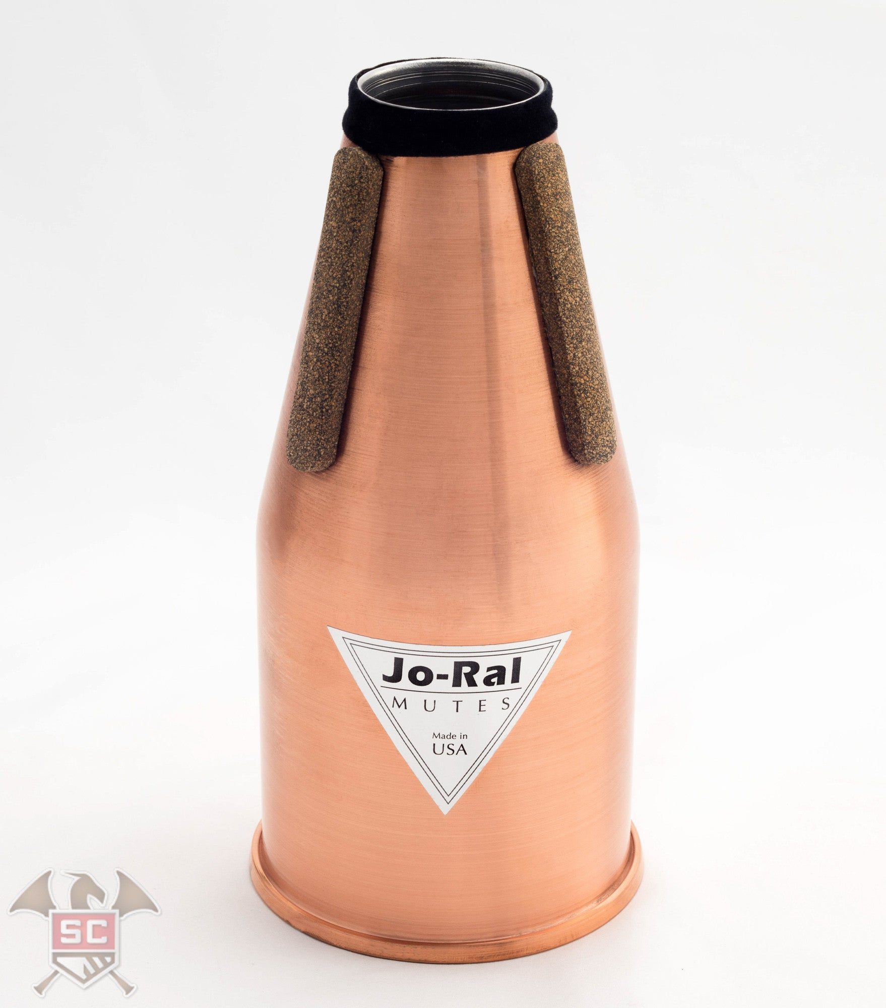 FRC Jo Ral all copper straight mute for French Horn