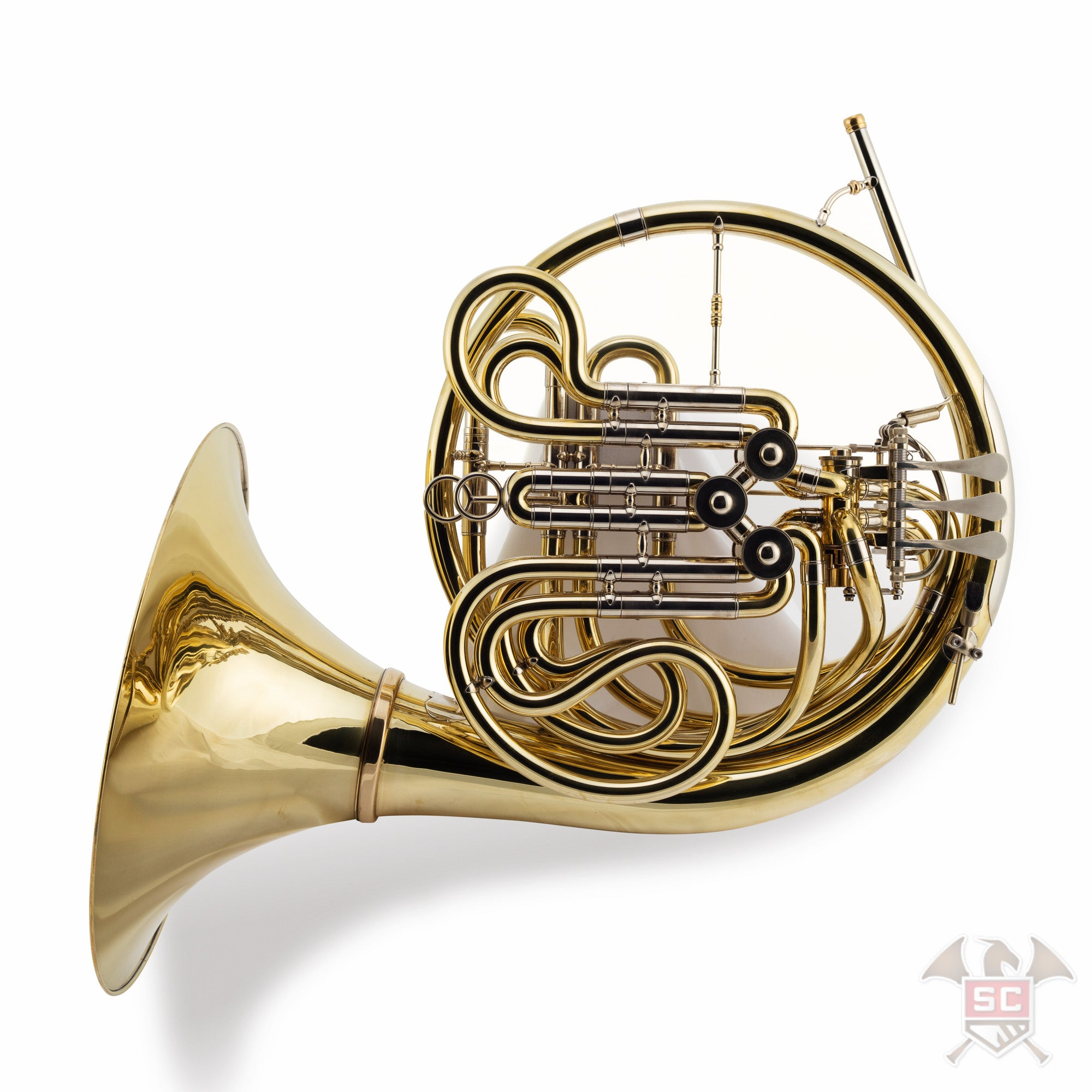 Andreas Jungwirth Double Horn