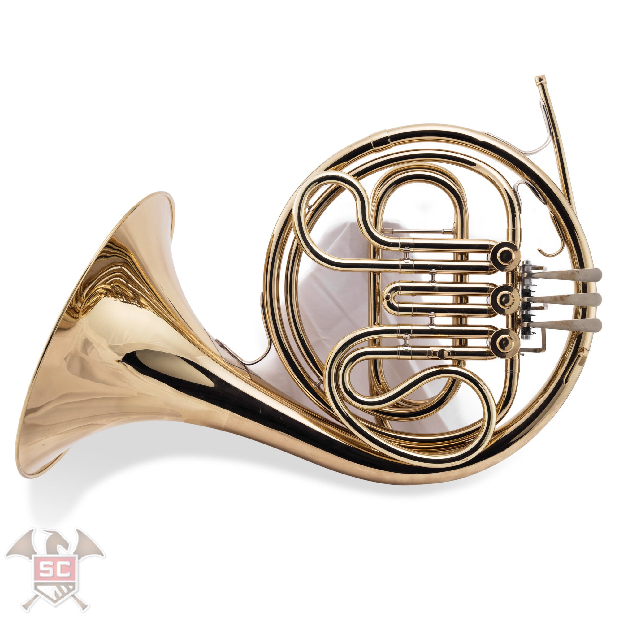 Used King Cleveland Single F horn SN#771541