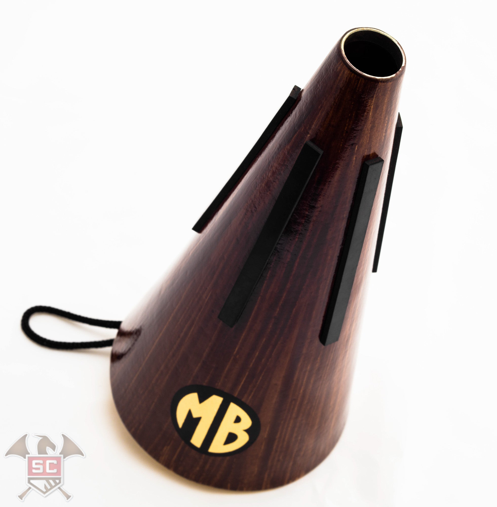 Marcus Bonna tunable french horn mute brown