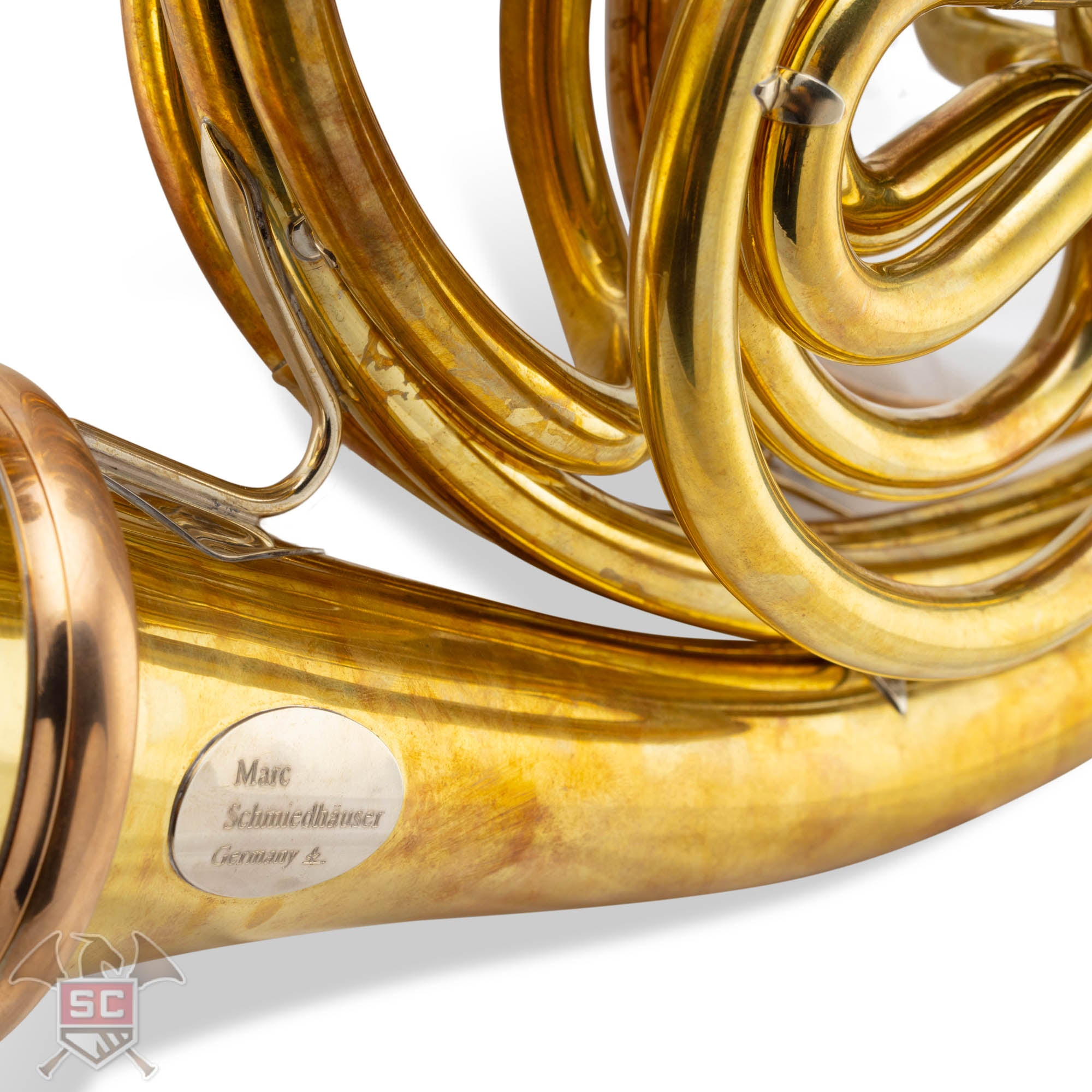 "The ""Chicago"" model Double French Horn"