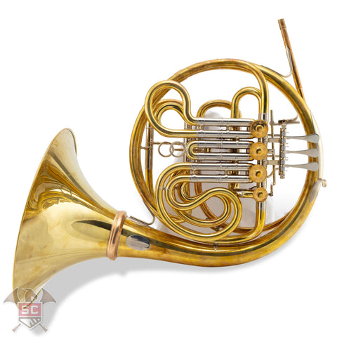 180KAL-JN-Munich Model Double French Horn (lacquered)