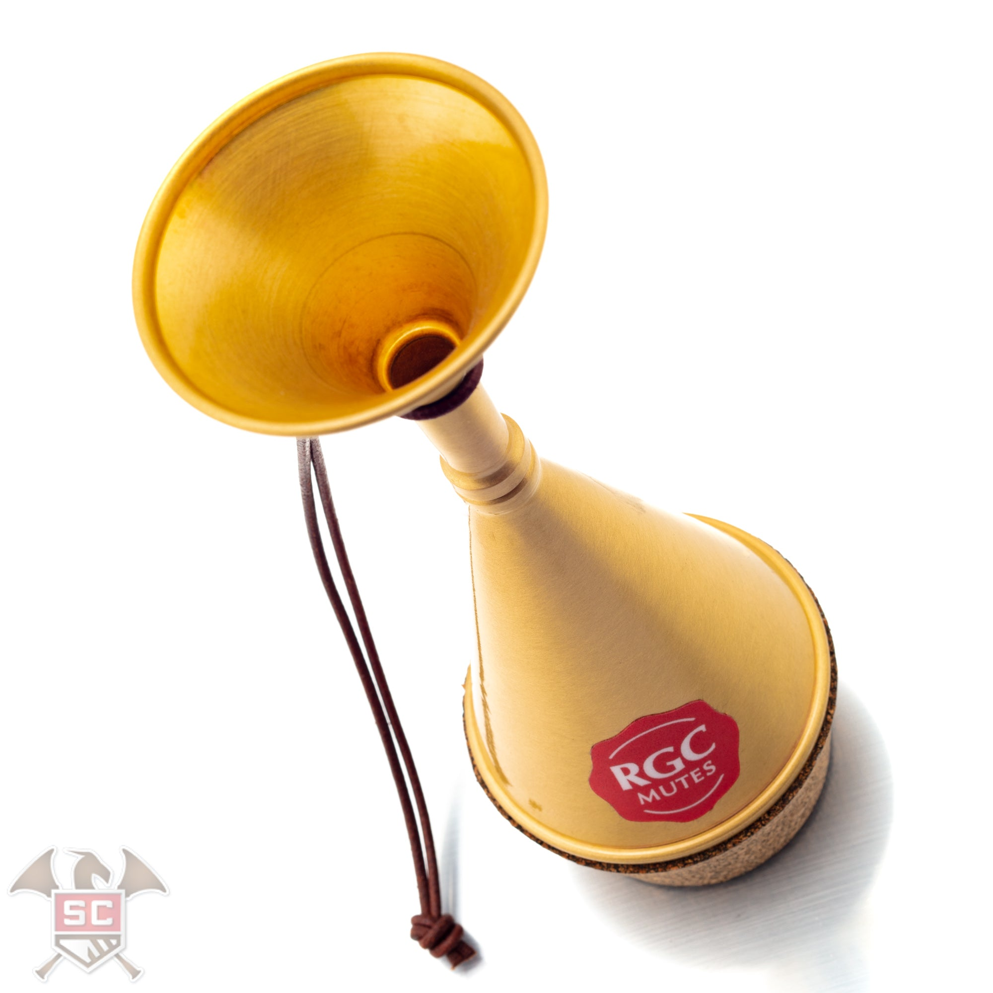 RGC TPA09 brass stopping mute for french horn