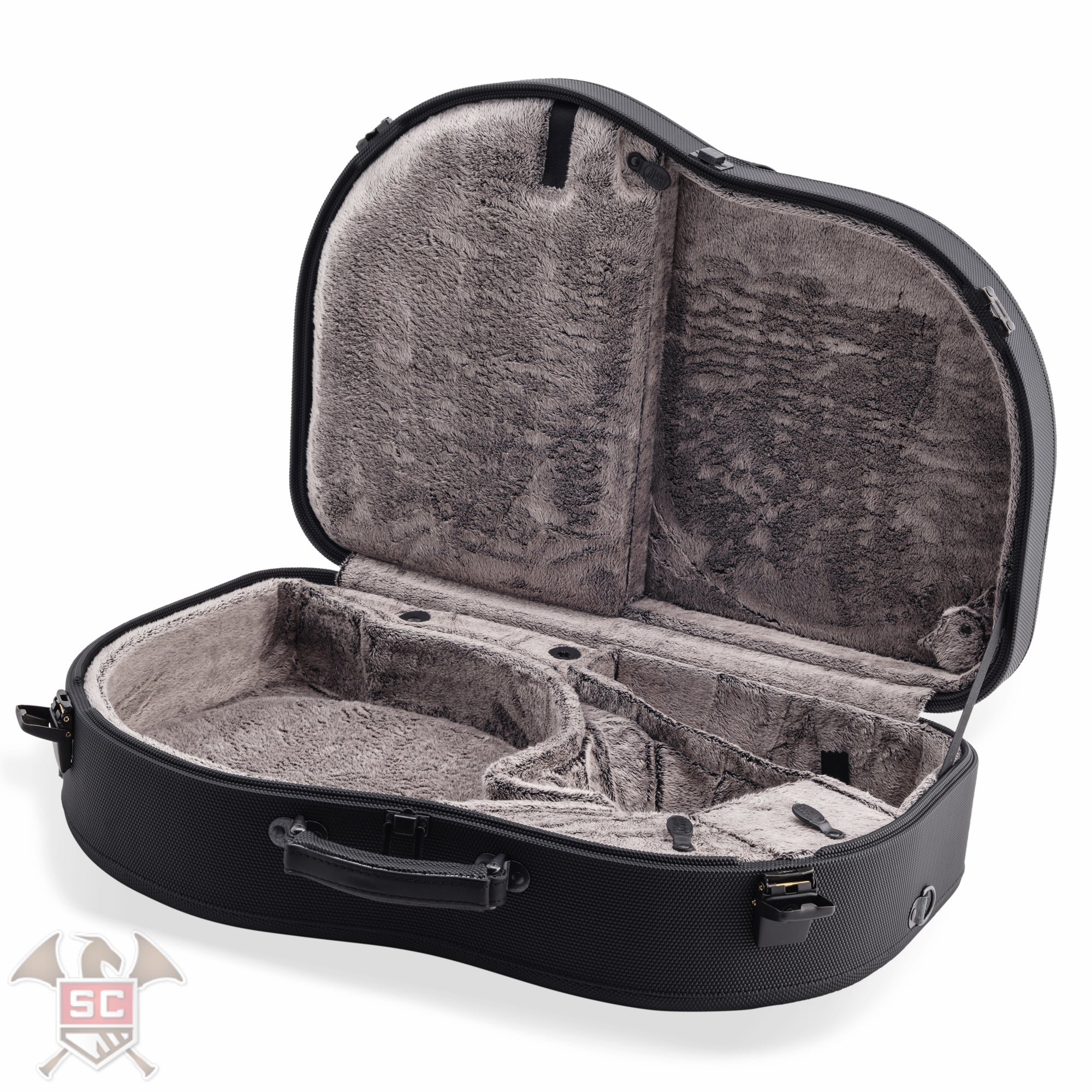 Magi French Horn Case for Detachable Bell