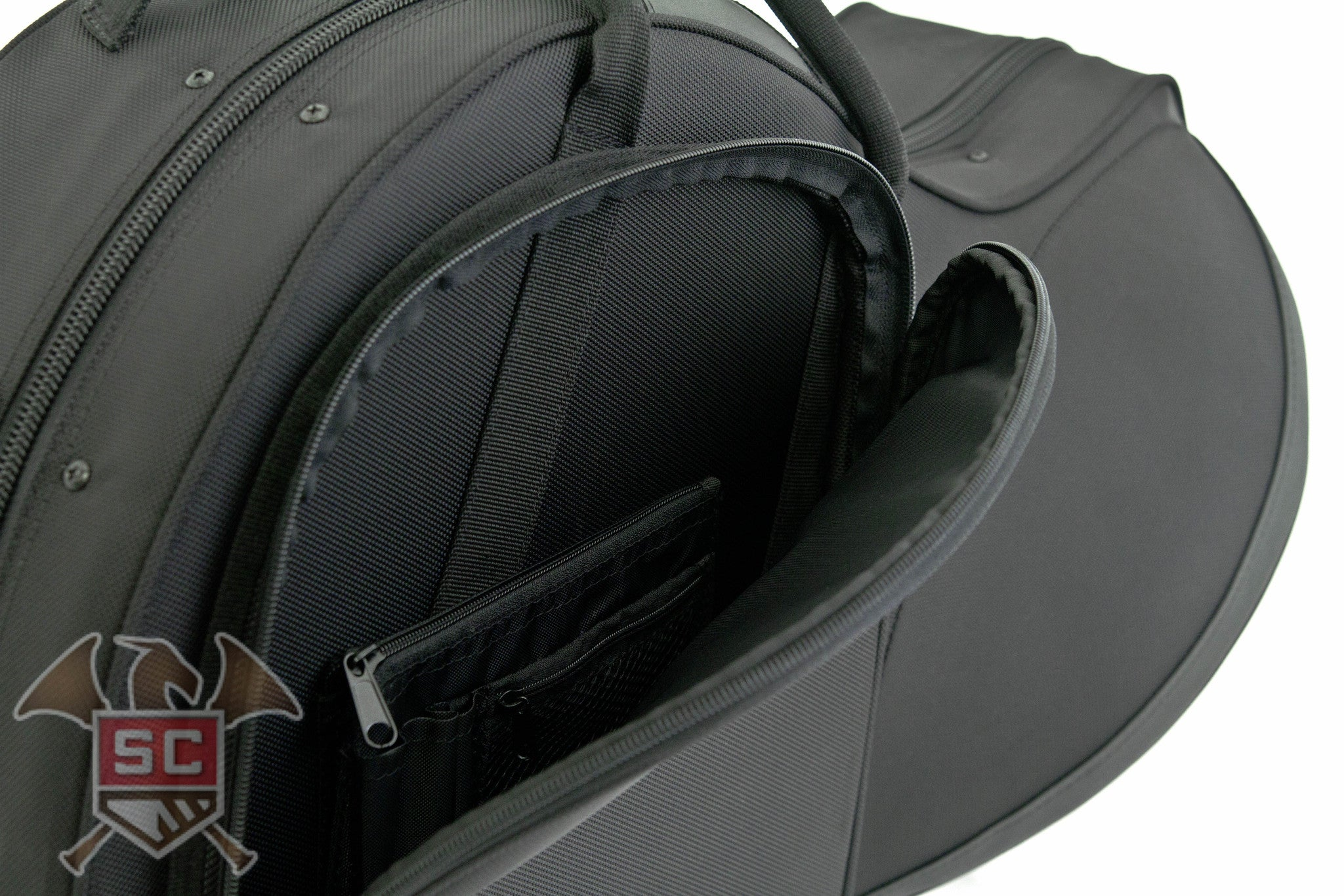 Contoured French Horn PRO PAC Case PB316CT