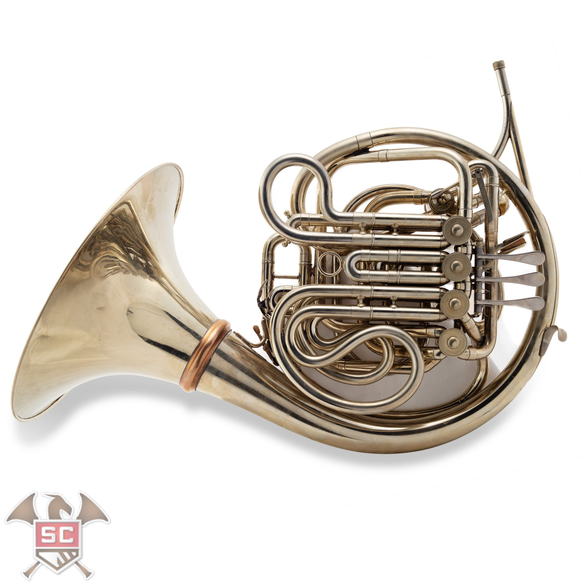 Used Paxman Triple french horn