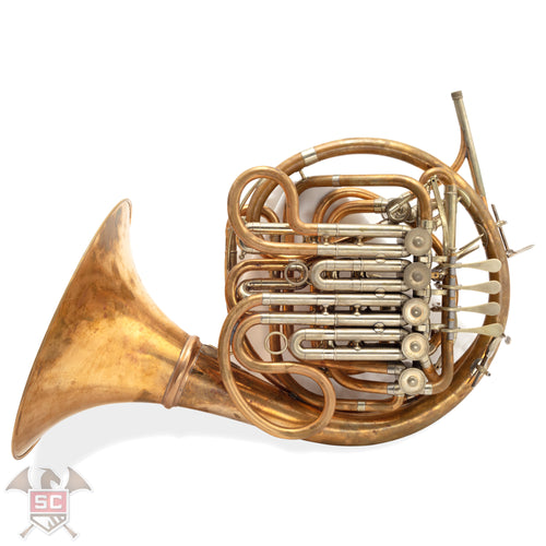 Used Paxman Triple Horn Model 71LGB SN#4828L