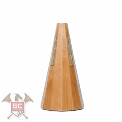 TPA04 12 sided cherry straight mute for french horn