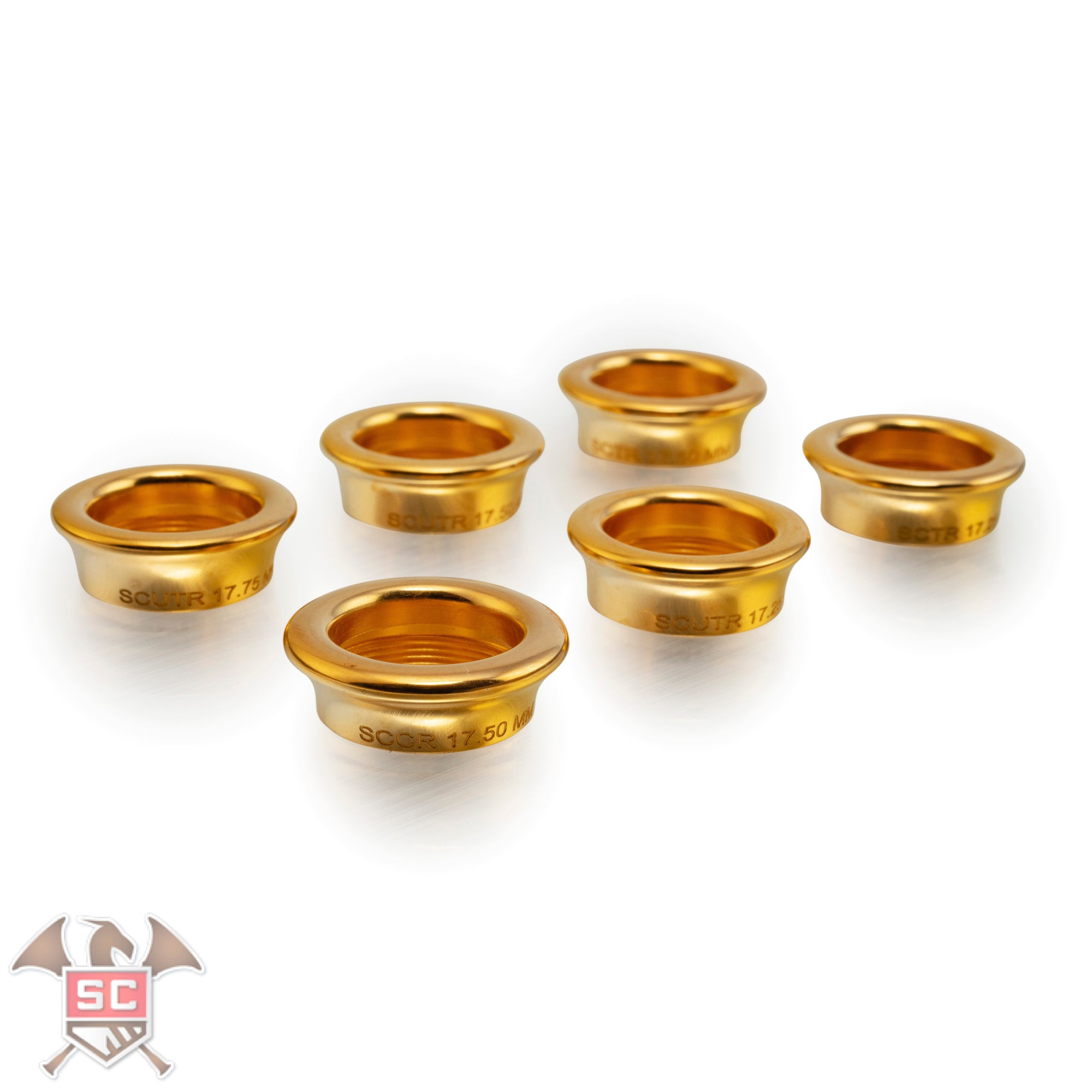 Siegfried's Call Custom French Horn Mouthpiece Rims. SCCR,SCTR,SCUTR