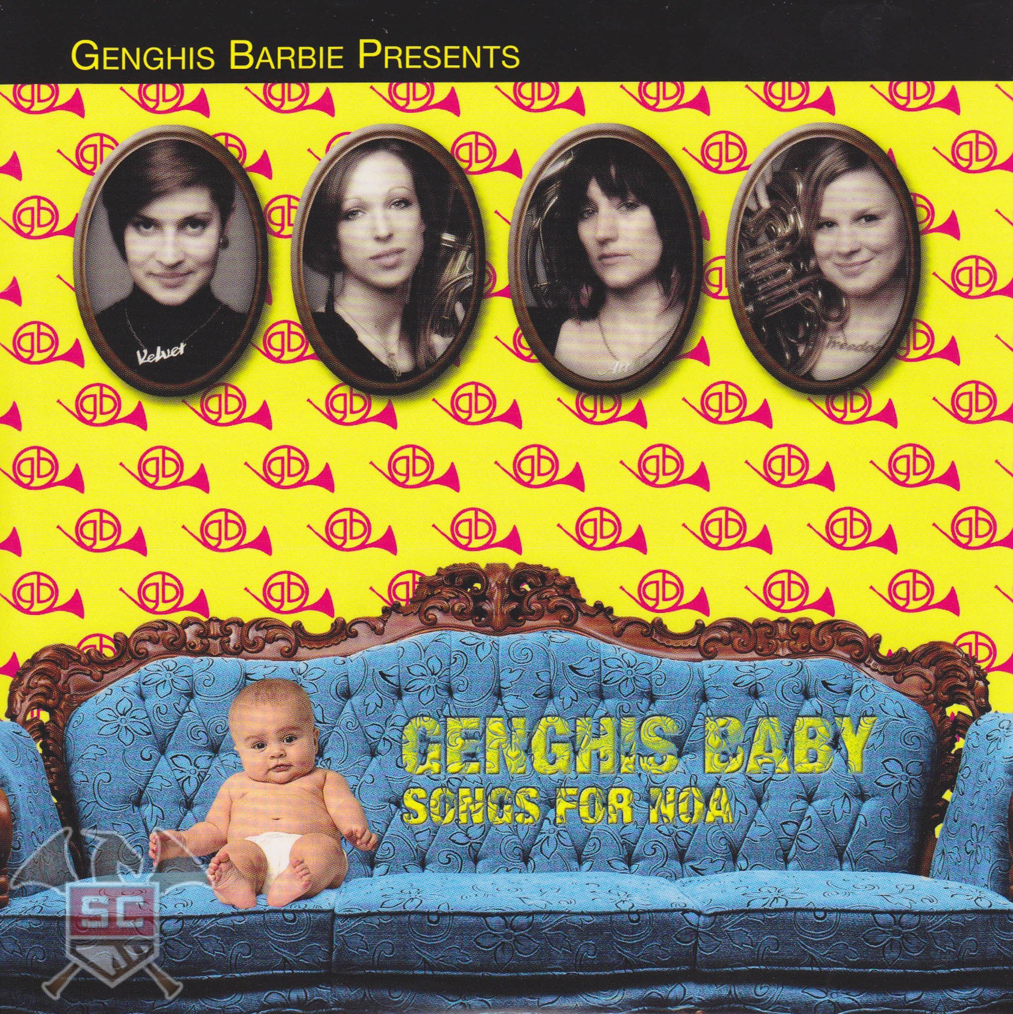 Genghis Baby - Songs for Noa