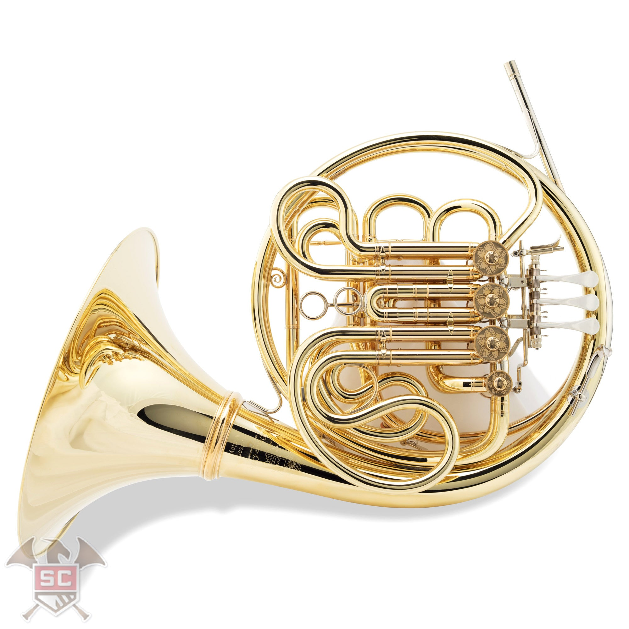 "Siegfried's Call Custom ""Hudson Valley"" Model Dieter Otto Double French Horn"