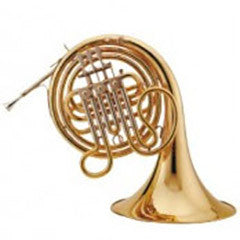 Tight Wrap Single French Horns