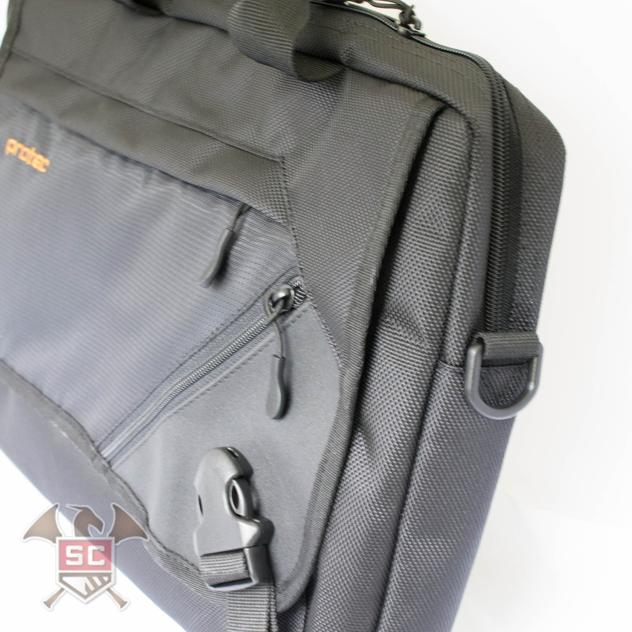 Slim Notebook/Tablet Messenger Breif