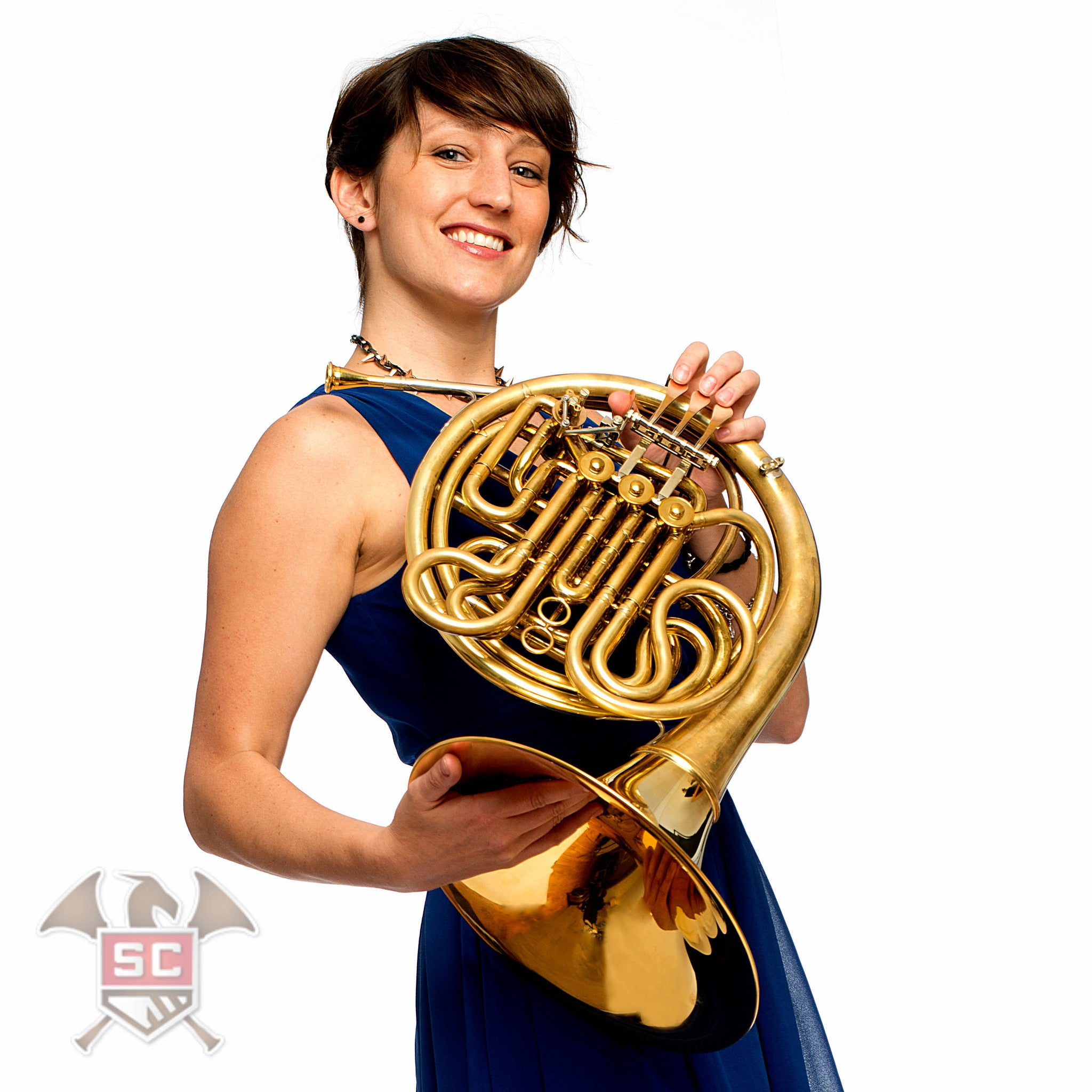 201A Double French Horn