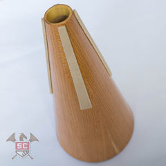 Woodstop Cherry Tunable Straight Mute for French Horn