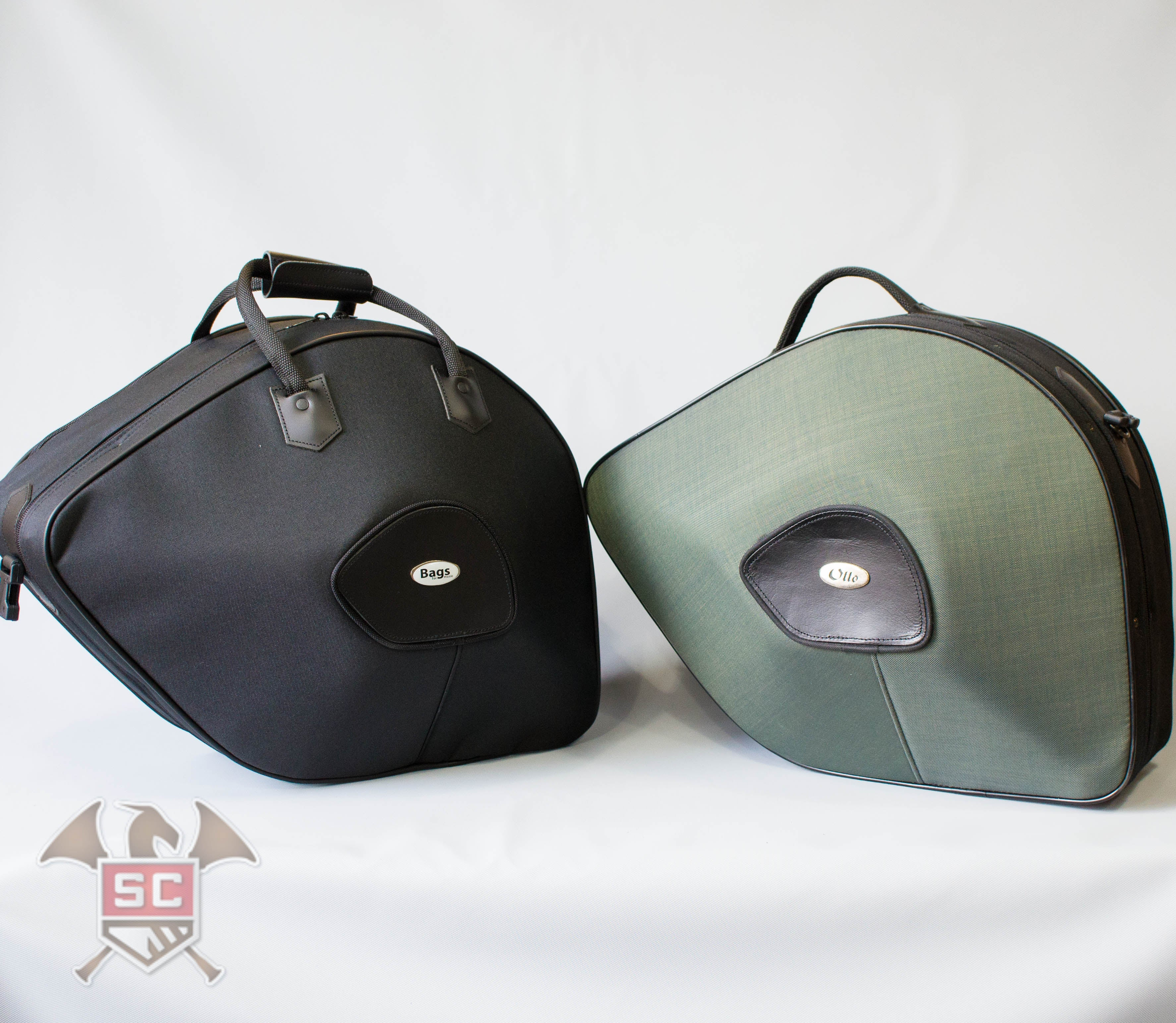 BAGS - Comfort Detachable Bell French Horn Case