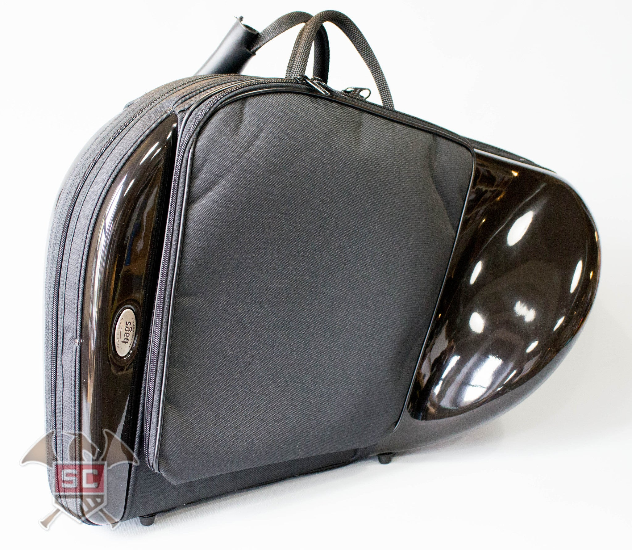 BAGS - Superba Fiberglass Fixed Bell French Horn Case