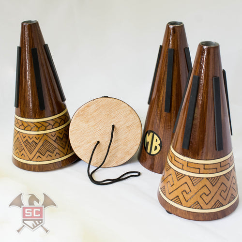 Marcus Bonna tunable french horn mute Marajoara