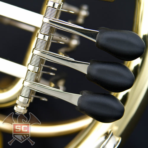 French Horn Cushioned Lever Risers