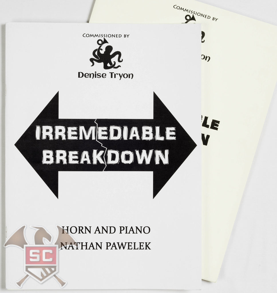 Denise Tryon Irremediable Breakdown Horn and Piano Nathan Pawelek