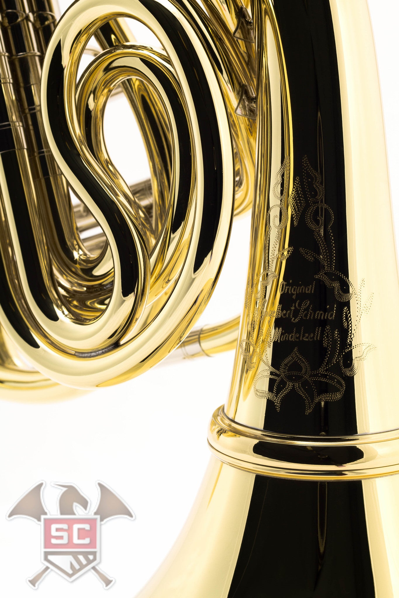 Engelbert Schmid F/Bb/High F Triple Horn