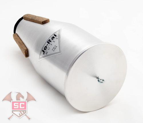 Jo Ral FR1A aluminum straight mute for french horn