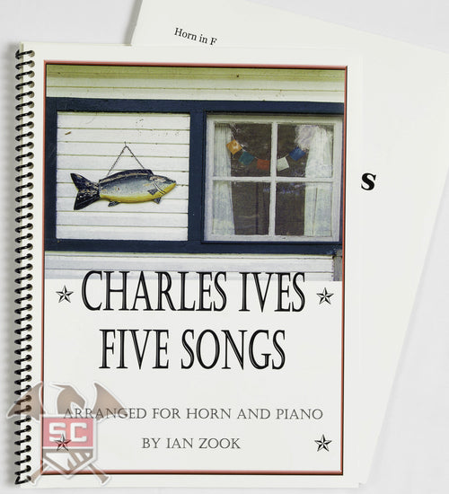 Charles Ives Five Songs arr. Ian Zook