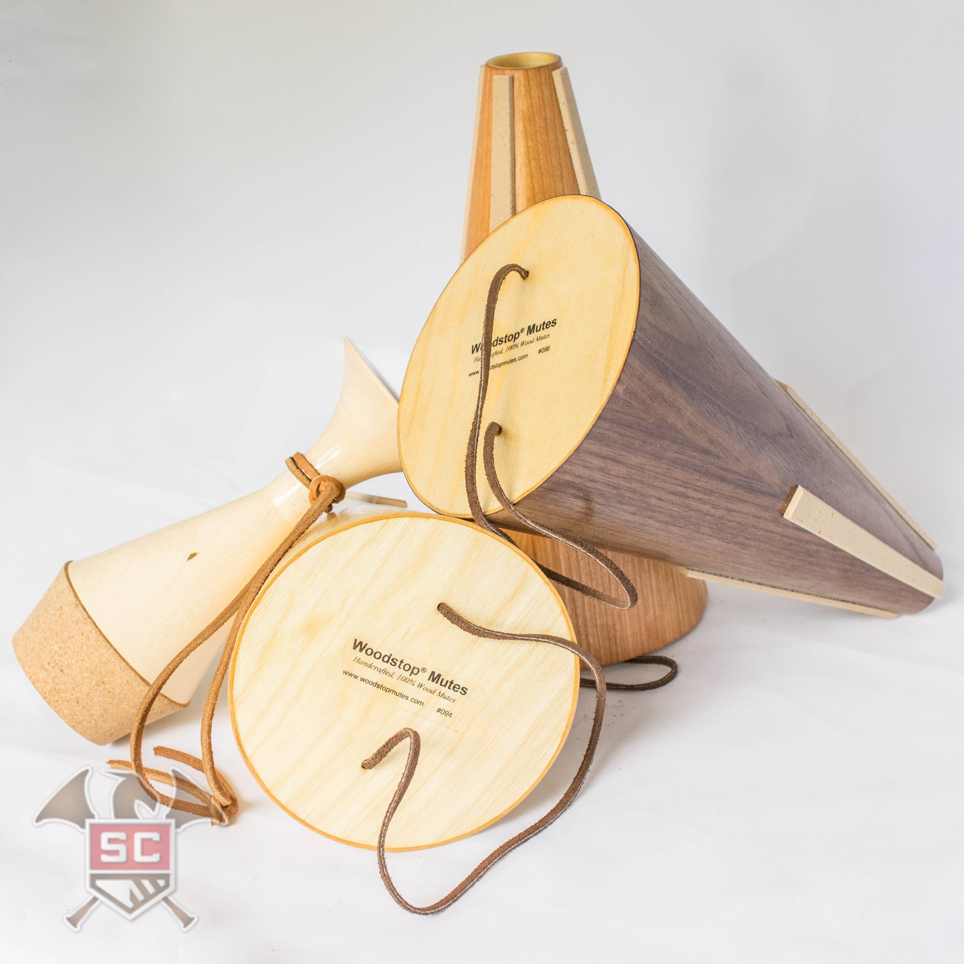 Woodstop French Horn Mutes