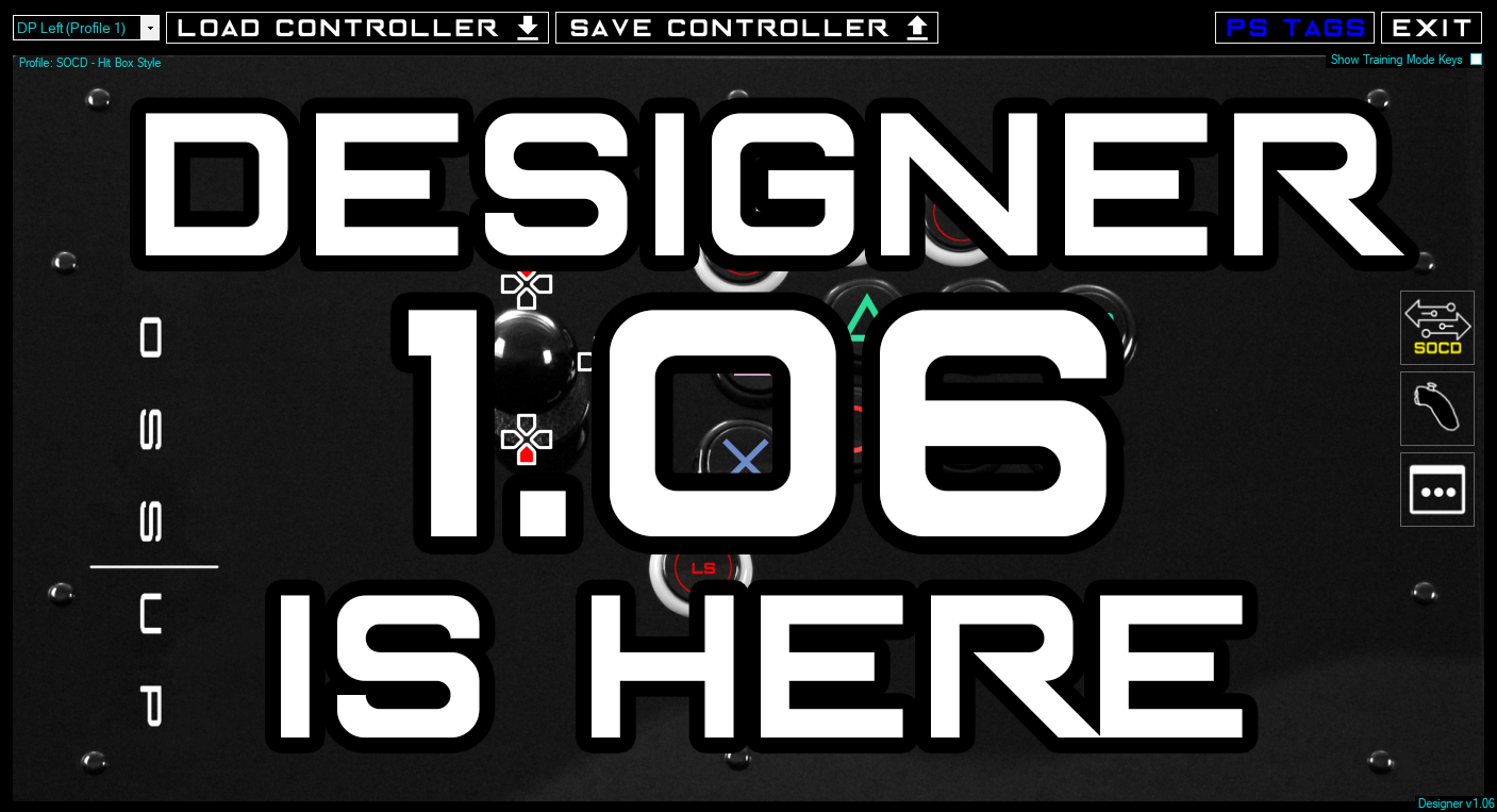 Cross|Up Designer 1.06 is Here!