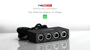 Official Adapter of Slippi!