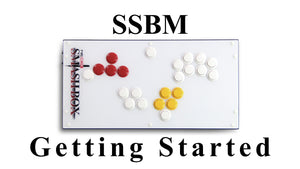 SSBM Getting Started