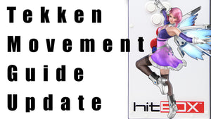 Tekken Movement Guide UPDATE