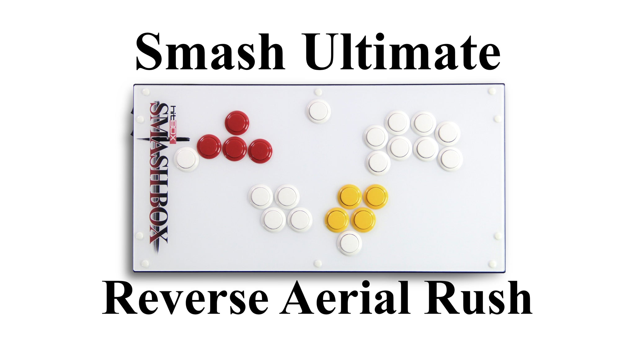 Reverse Aerial Rush with Mirror