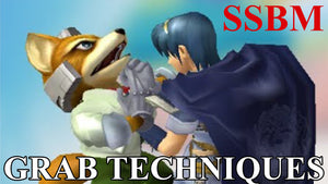 SSBM Quick and Dirty Marth Grabs