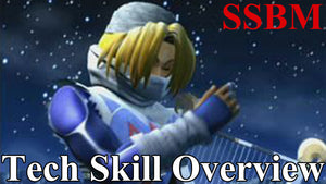 SSBM Tech Skill Overview: Sheik