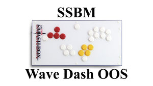 SSBM Wave Dash OOS