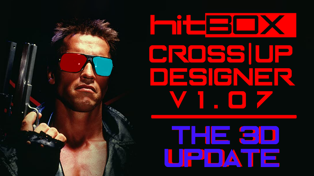 Designer 1.07 – Cross|Up in 3D