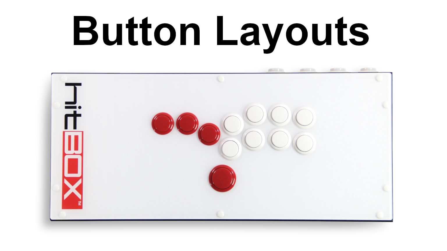 Button Layouts on Hit Box
