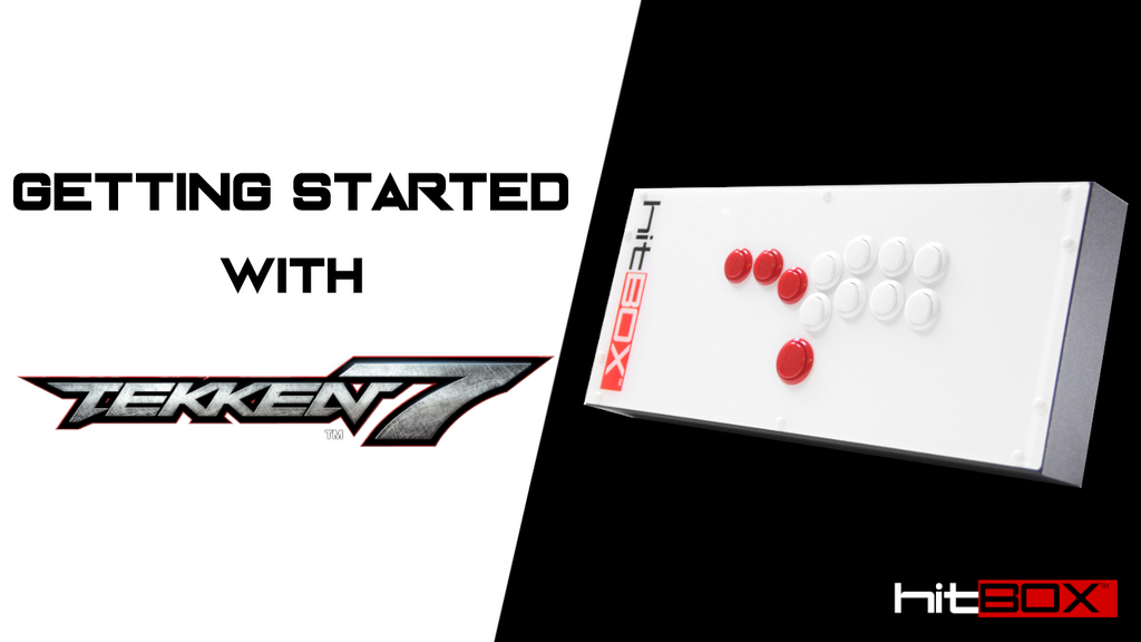 Getting Started with Tekken 7 on Hit Box
