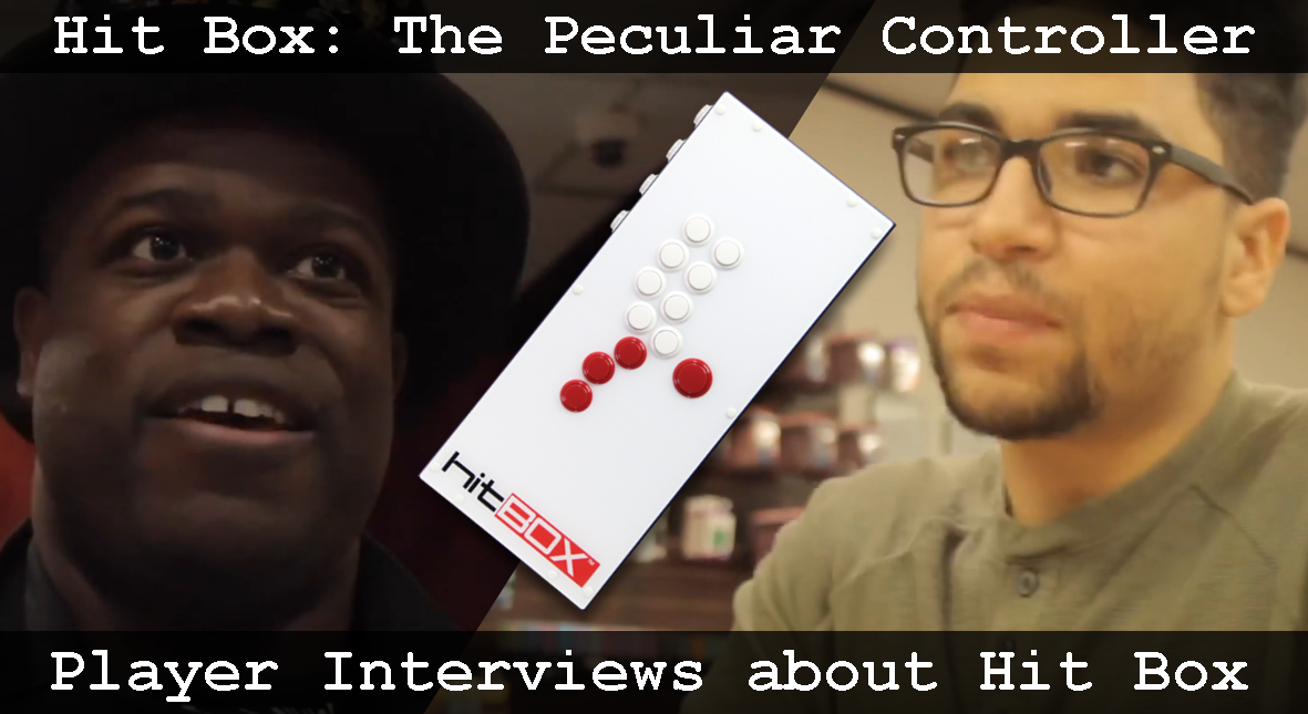 "Community Content: ""Hit Box: The Peculiar Controller"""