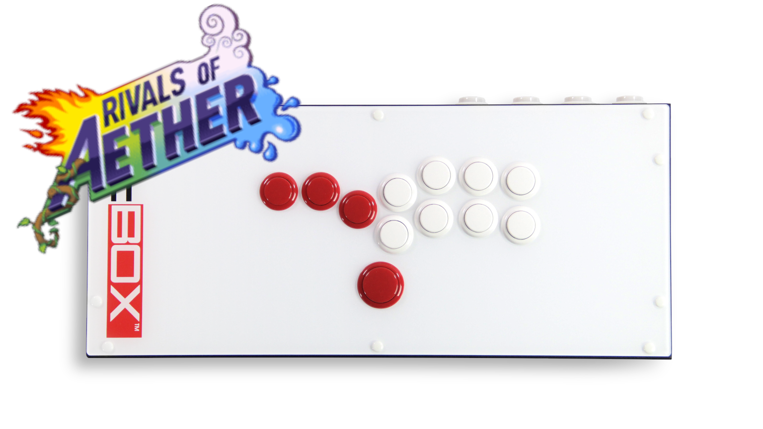Rivals of Aether on Hit Box