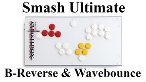 SSBU - B-Reverse and Wavebounce with C-Stick
