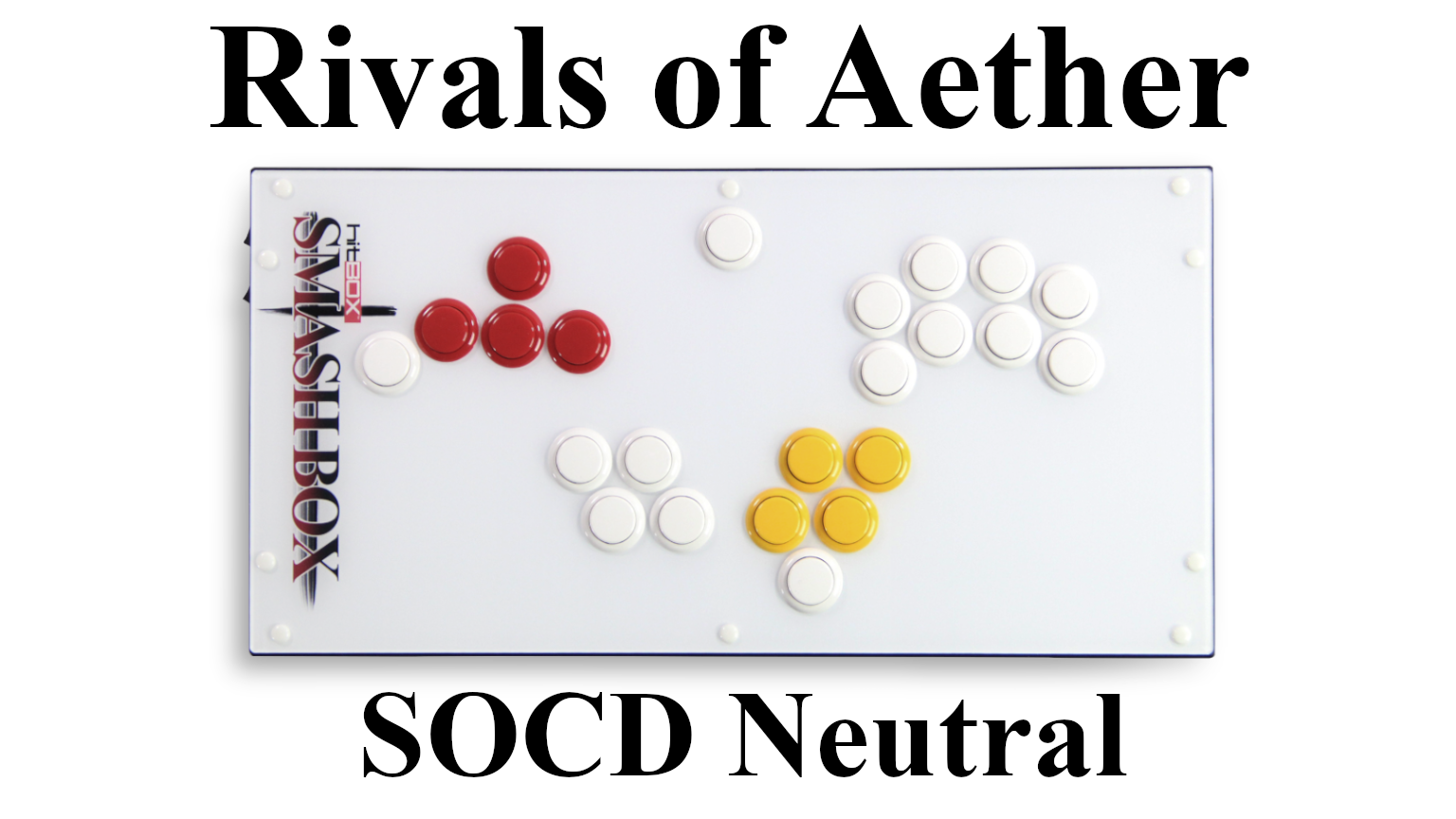 SOCD Neutral in Rivals of Aether